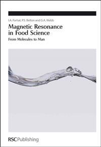 Magnetic Resonance in Food Science