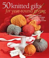 50 knitted gifts for year-round giving