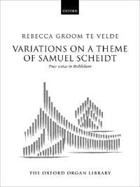 Variations on a theme of Samuel Scheidt: Puer Natus in Bethlehem
