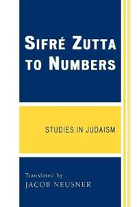 Sifre Zutta to Numbers