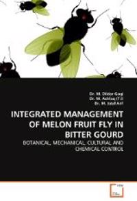 Integrated Management of Melon Fruit Fly in Bitter Gourd