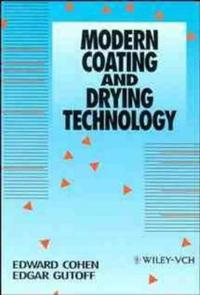 Modern Coating and Drying Technology
