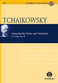 Concerto for Violin and Orchestra in D Major / D-Dur
