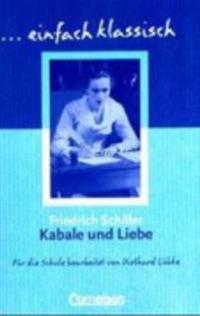 Kabale und Liebe - Schülerheft