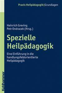 Spezielle Heilpadagogik: Eine Einfuhrung in Die Handlungsfeldorientierte Heilpadagogik