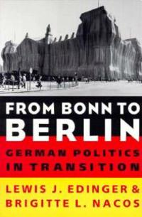 From Bonn to Berlin