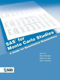 SAS for Monte Carlo Studies