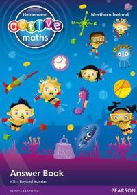 Heinemann Active Maths Northern Ireland - Key Stage 1 - Beyond Number - Answer Book