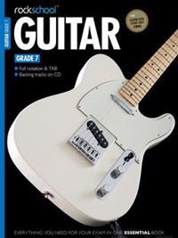 Rockschool guitar grade 7 (2012-2018)