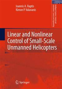 Linear and Nonlinear Control of Small-scale Unmanned Helicopters