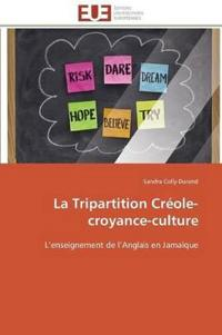 La Tripartition Creole-Croyance-Culture