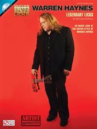 Warren Haynes Legendary Licks