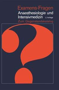 Anaesthesiologie und Intensivmedizin
