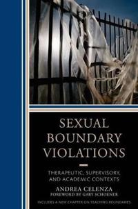 Sexual Boundary Violations
