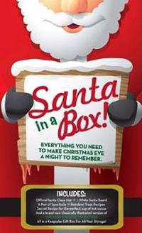 Santa Claus In-A-Box Kit