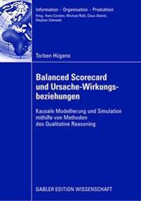 Balanced Scorecard und ursache-wirkungsbeziehungen