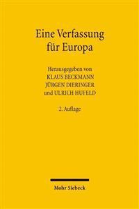 Eine Verfassung Fur Europa