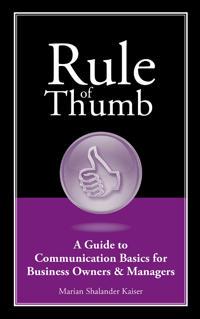 Rule of Thumb