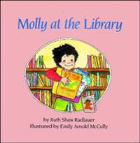 Molly at the Library