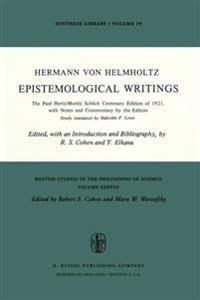 Epistemological Writings