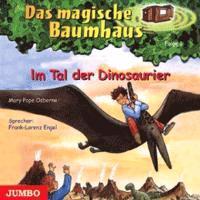 Osborne, M: magische Baumhaus 1/Dinosaurier/CD