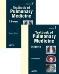 Textbook of Pulmonary Medicine