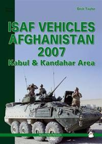 Isaf Vehicles Afghanistan 2007