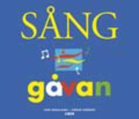 Sånggåvan CD-version