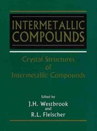 Intermetallic Compounds, Crystal Structures of