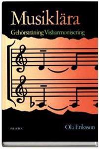 Musiklära, gehörsträning, visharmonisering
