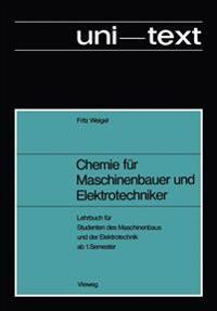 Chemie Für Maschinenbauer Und Elektrotechniker