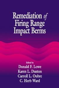 Remediation of Firing Range Impact Beams