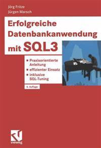 Erfolgreiche Datenbankanwendung Mit Sql3
