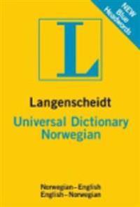 Langenscheidt Universal Norwegian Dictionary