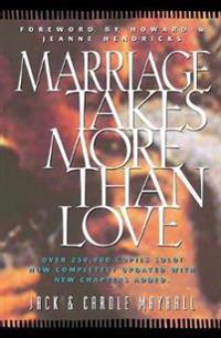 Marriage Takes More Than Love
