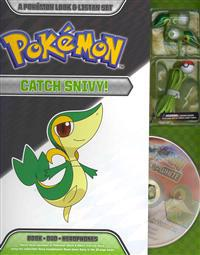 Catch Snivy! a Pokémon Look & Listen Set