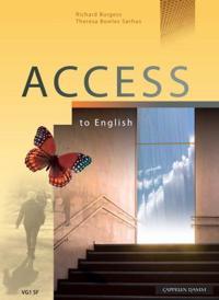 Access to English - Richard Burgess, Theresa Bowles Sørhus | Ridgeroadrun.org