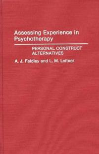 Assessing Experience in Psychotherapy