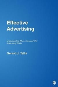 Effective Advertising