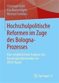 Hochschulpolitische Reformen Im Zuge Des Bologna-prozesses