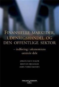 Finansielle markeder, udenrigshandel og den offentlige sektor