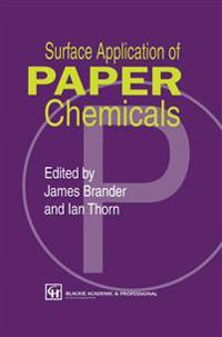 Surface Application of Paper Chemicals