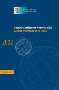 Dispute Settlement Reports 2002: Volume 7, Pages 2579-3042