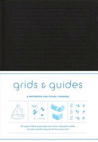 Grids & Guides (Black): A Notebook for Visual Thinkers