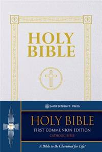 First Communion Bible-OE-Douay Rheims