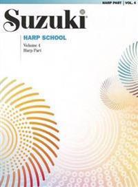 Suzuki Harp School, Volume 4
