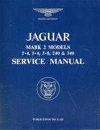 Jaguar Mk2 243438l Wsm REV/E