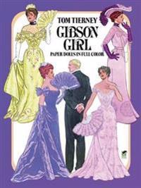 Gibson Girl Paper Dolls in Full Color