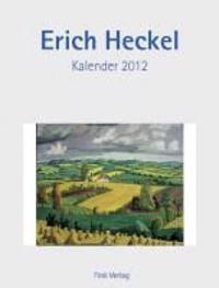 Erich Heckel 2012 Kunst-Einsteckkalender