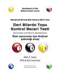 Advanced Billiard Ball Control Skills Test (Turkish): Genuine Ability Confirmation for Dedicated Players